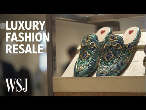 How The RealReal Cashes In on Pre-Owned Luxury Brands   WSJ