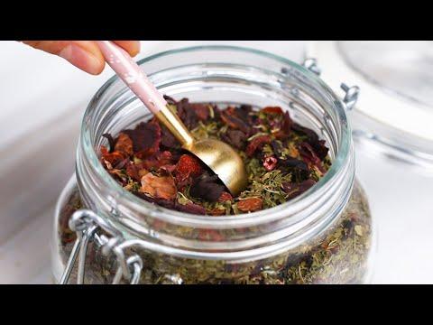 Seasonal Tea Blends 3 Ways