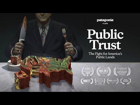 Public Trust Official Trailer | The Fight for America's Public Lands