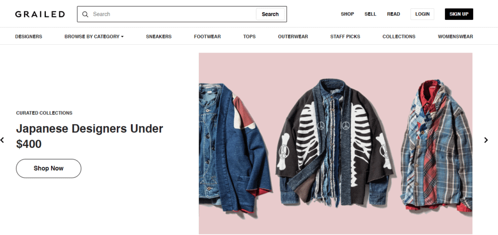 39 Best Online Thrift Stores For Second Hand Clothes - Almost Zero Waste