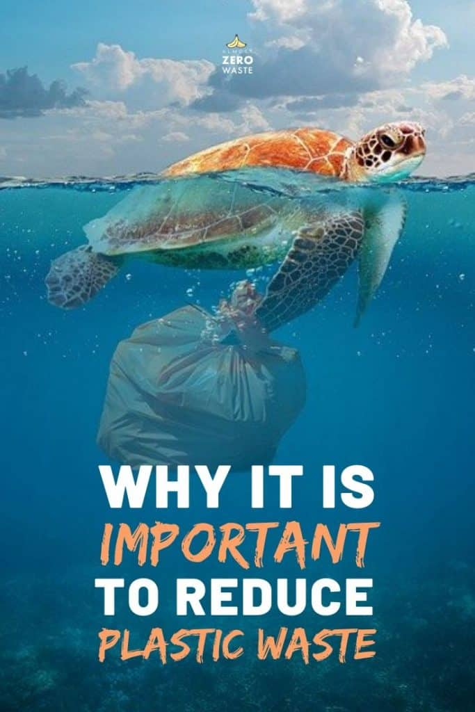 Why Is It Important To Reduce Plastic Waste - Almost Zero Waste
