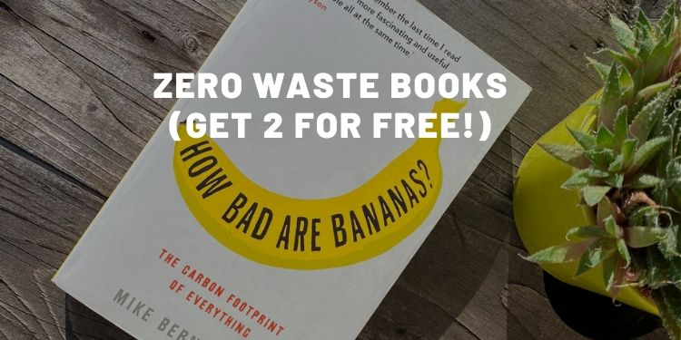 17 Of The Best Zero Waste Books (Get 2 for FREE) - Almost Zero Waste