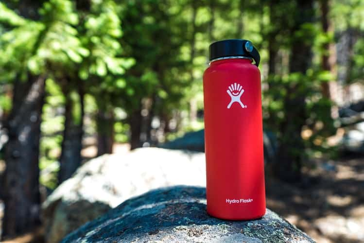 What Is The Healthiest Water Bottle To Use? - Almost Zero Waste