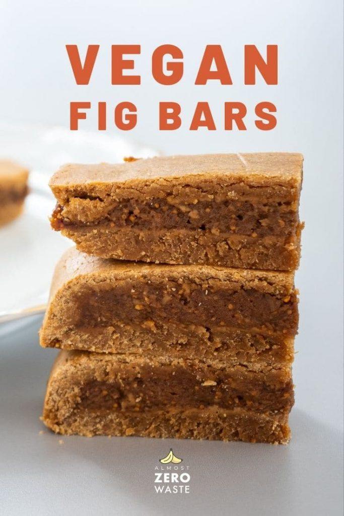 old fashioned fig bars recipe