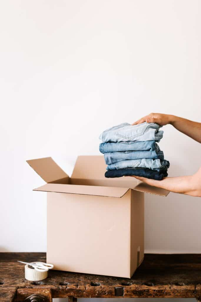Where To Sell Second-Hand Clothes