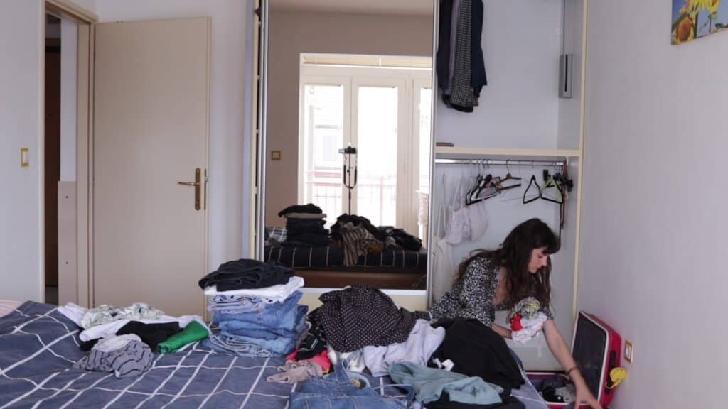 How To Be Ruthless When Decluttering Clothes: Step-by-step guide - Almost Zero Waste