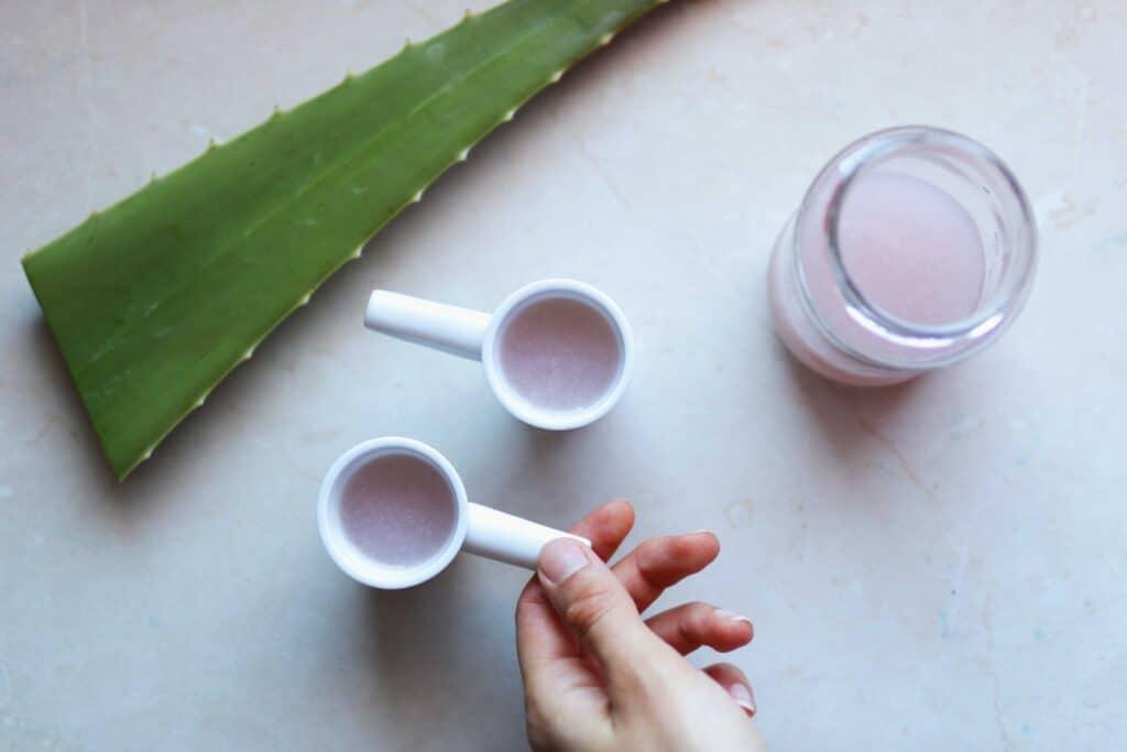 how to make aloe vera mouthwash