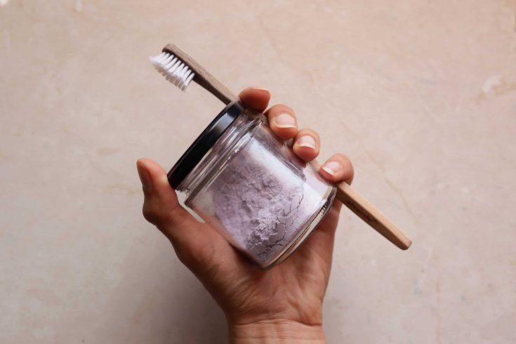Remineralizing & Zero Waste Tooth Powder Recipe