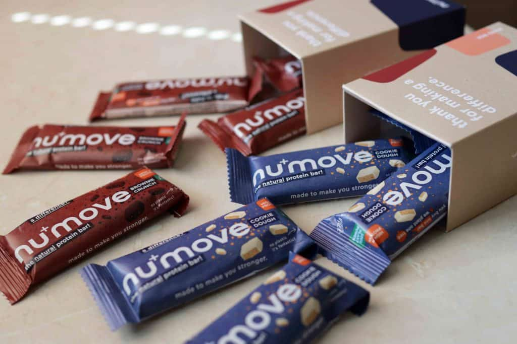 Sustainable Protein Bars