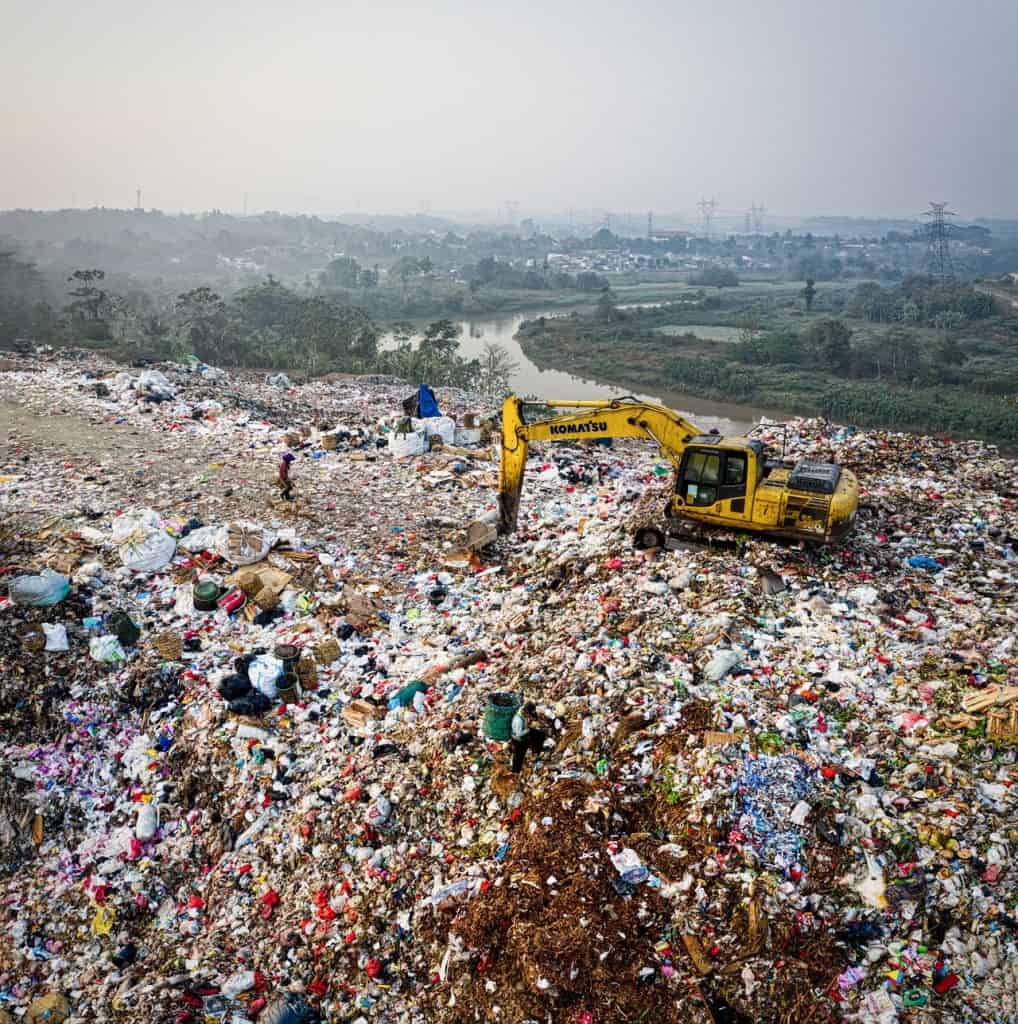 Waste disposal problems and solutions