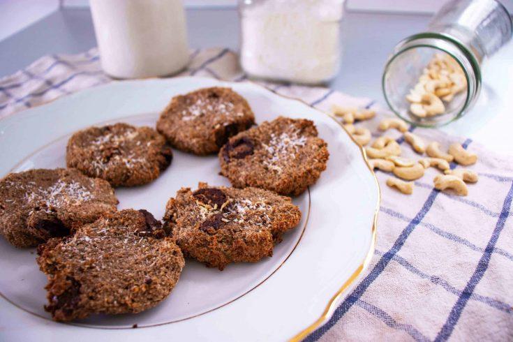 Easy Cashew Pulp Cookies - Almost Zero Waste