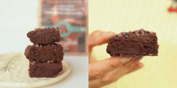 Sweet Potato Protein Brownies (Vegan) - Almost Zero Waste