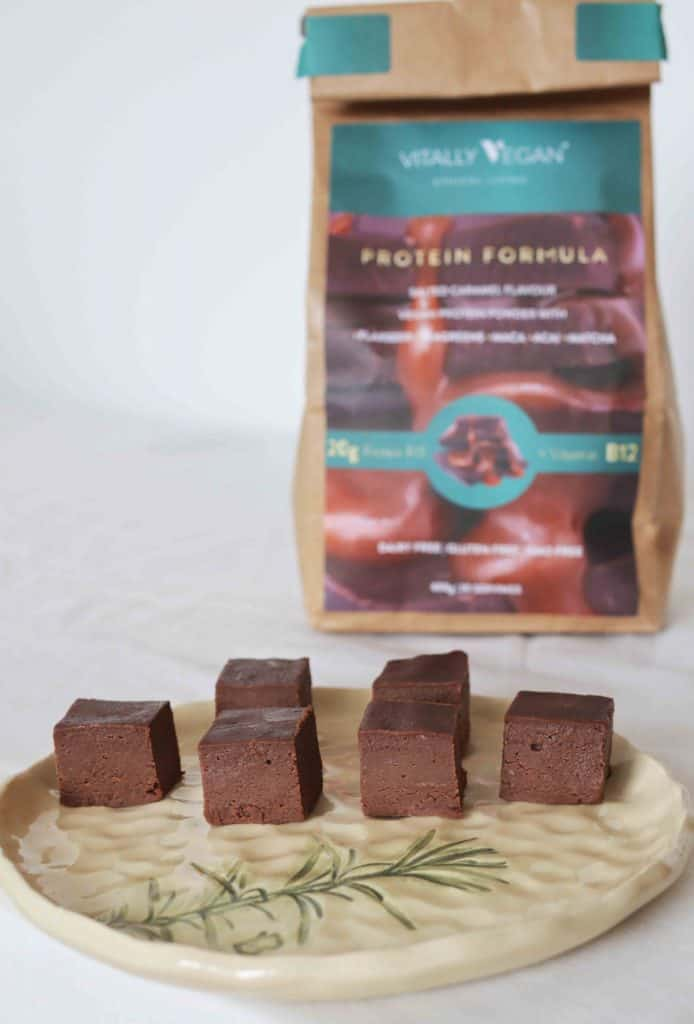 zero waste protein powder