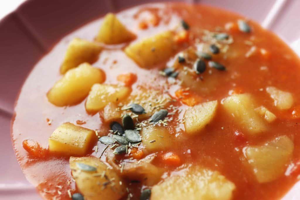 Vegan Potato Stew