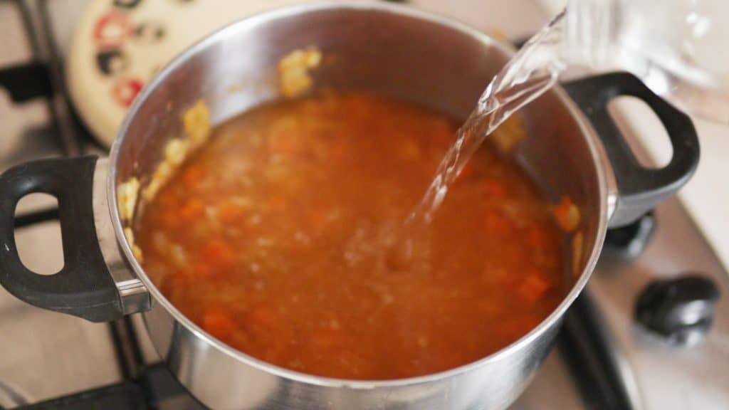Vegan Potato Stew (Grandma's Recipe): Step 2