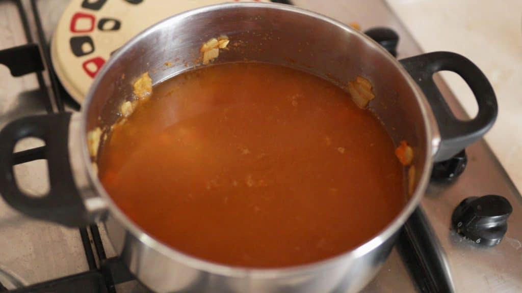 Vegan Potato Stew (Grandma's Recipe): Step 1